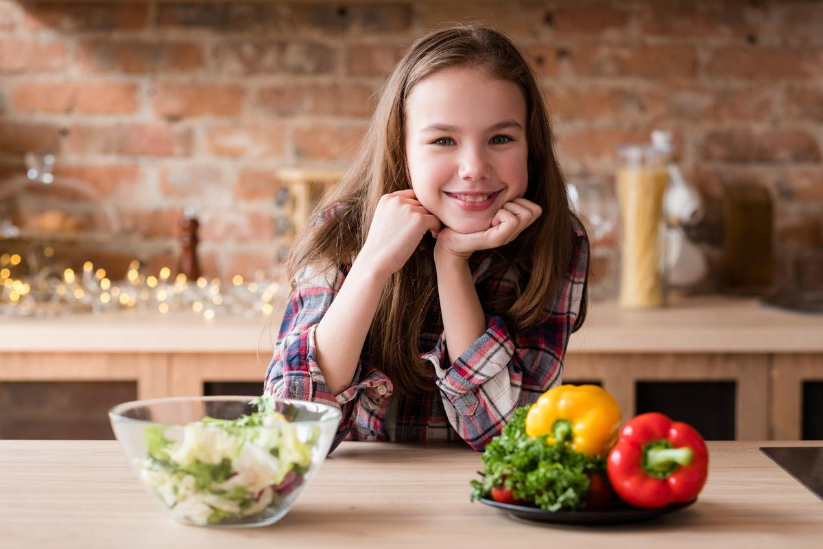 New research is the first to look closely at the nutritional differences in five to 10-year-old children raised on vegan, vegetarian and omnivore diets