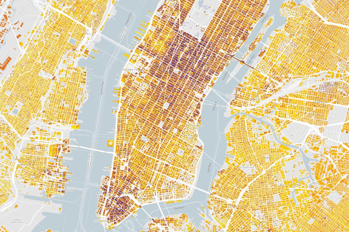 Google's Project Sunroof has now analyzed around 60 million buildings