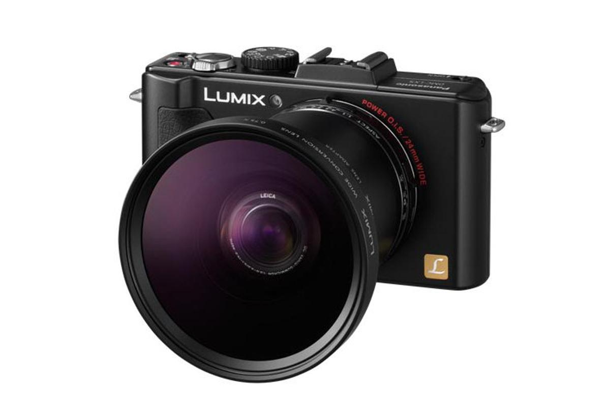 The DMC-LX5