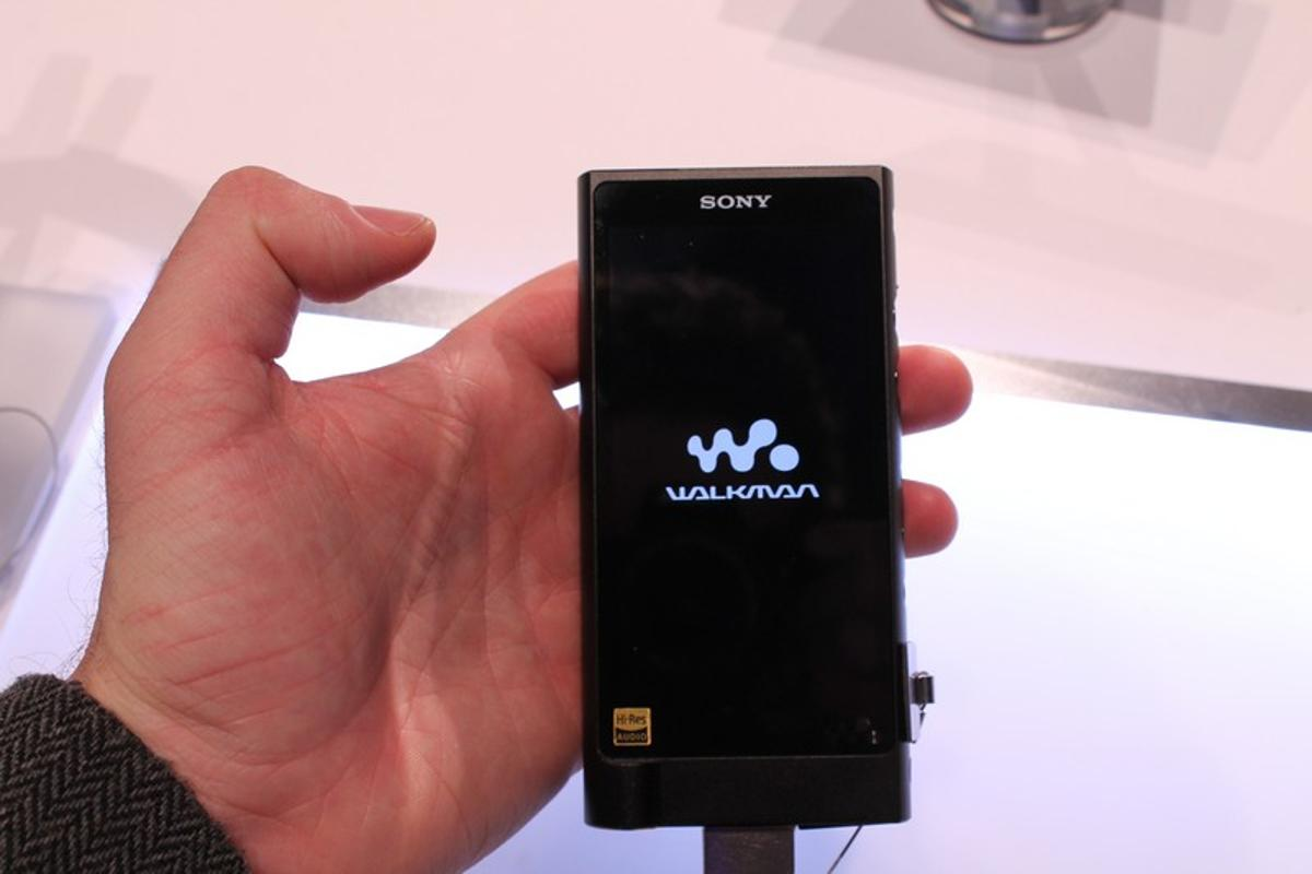 The new Walkman will launch in the first half of 2015