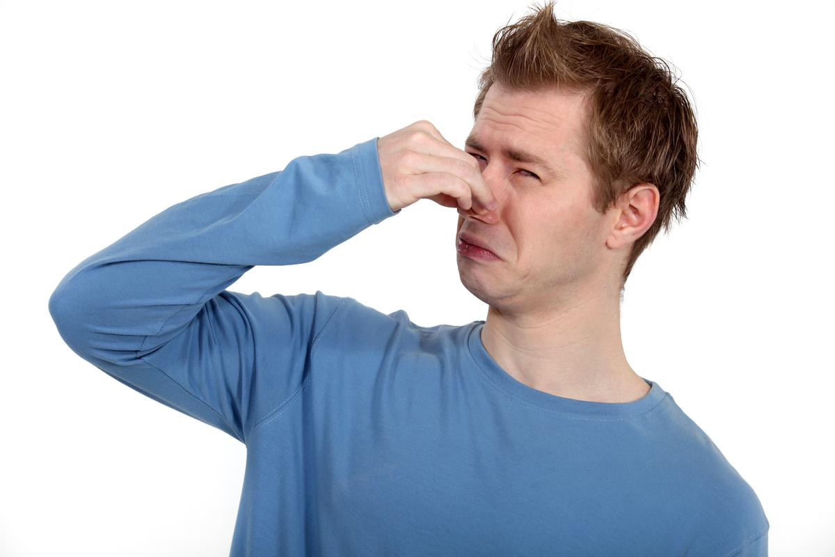 Researchers say that it is theoretically possible to build a machine to neutralize bad odors (Photo: Shutterstock)
