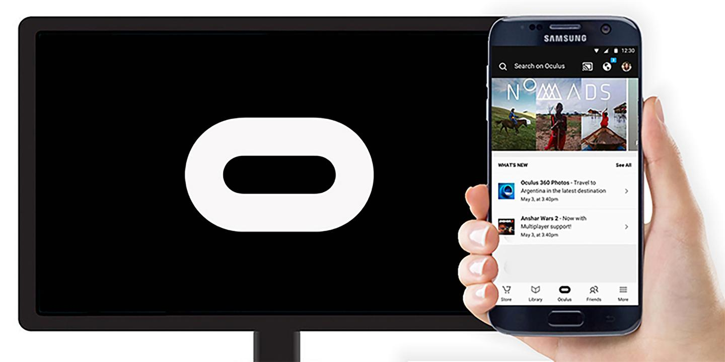 Starting today, Gear VR owners can mirror what they see on a TV or monitor