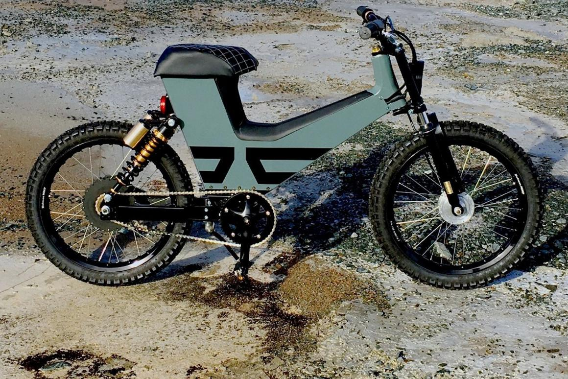 The Suru Scrambler will be available with a 750 W motor for US buyers and a 500 W motor for Canadians