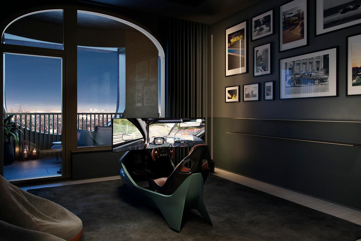 130 William sees Sir David Adjaye team up with Aston Martin to design luxury homes for car enthusiasts