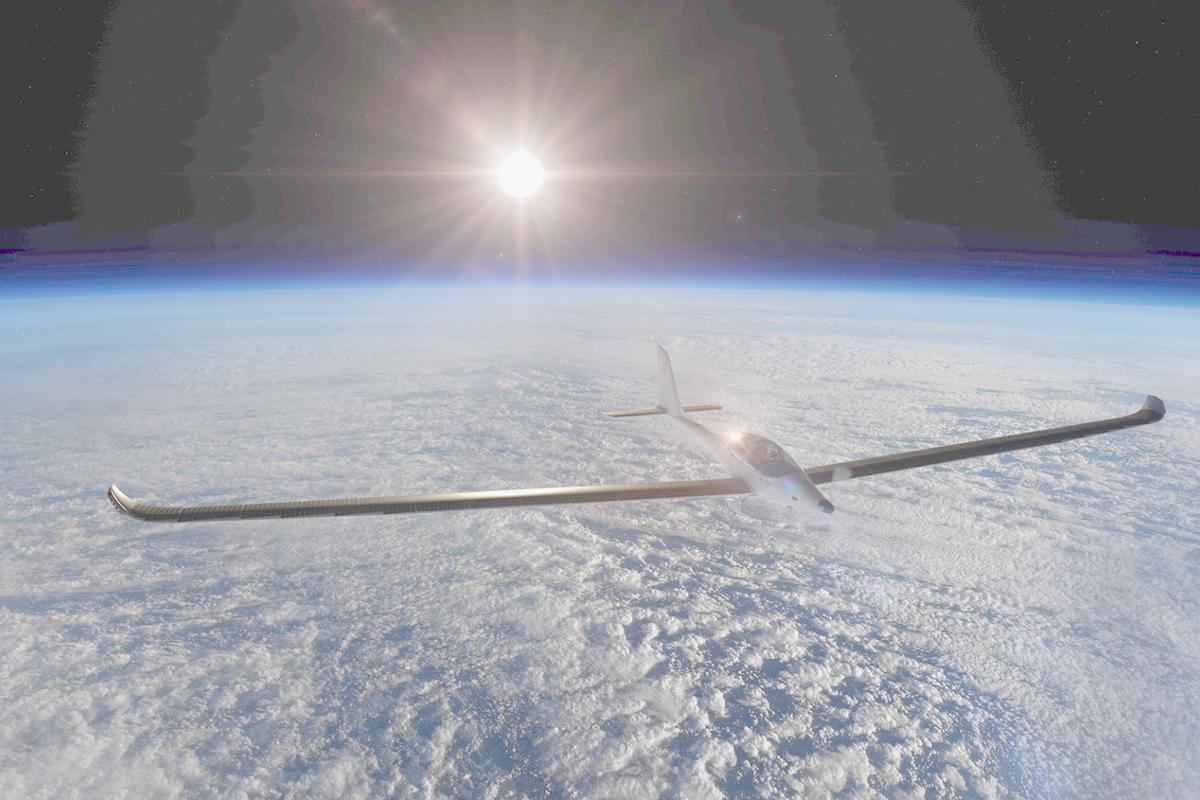The aim of the SolarStratos project is to demonstrate the potential of renewable energy