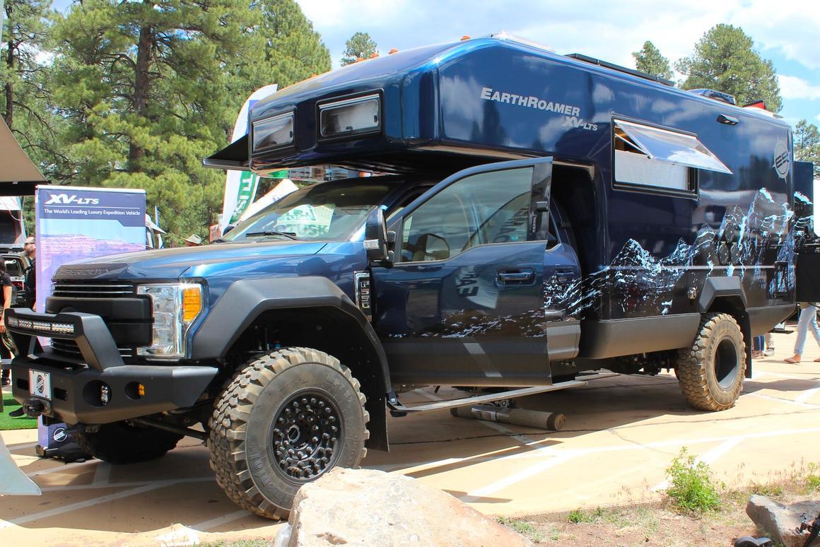 In photos: Pickup campers, big rig motorhomes and adventure