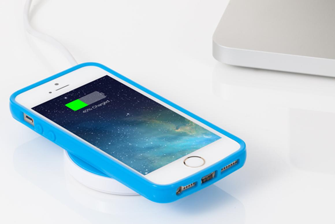 iQi Mobile is designed to let you take advantage of wireless charging using standard soft cases