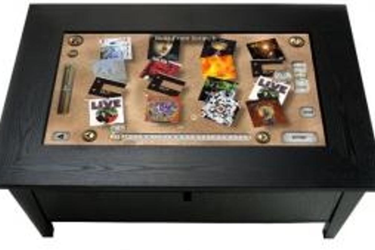 The ROSIE Coffee Table