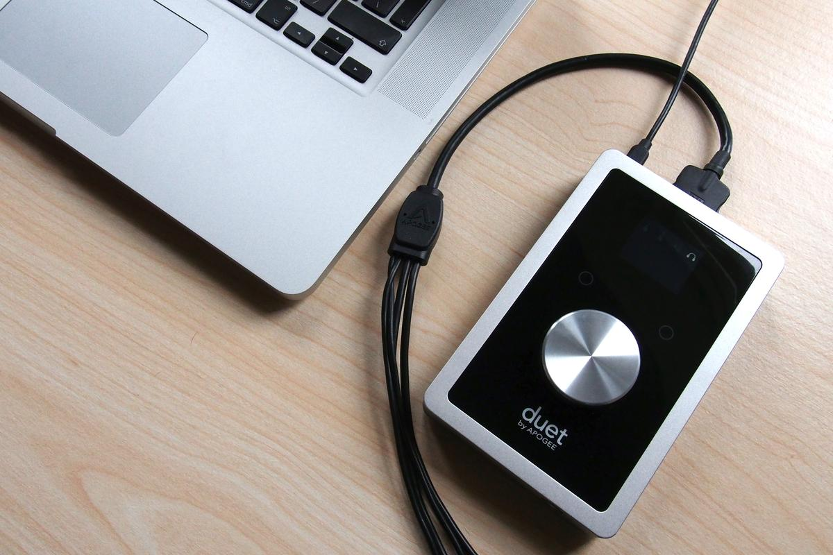 Gizmag takes the newest iteration of Apogee Duet for a spin
