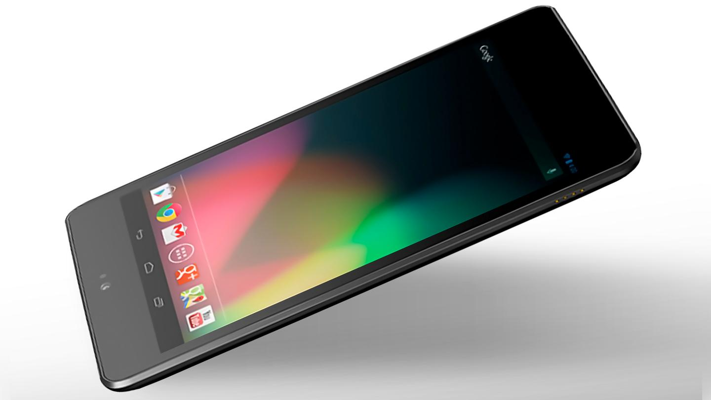The second Nexus 7 is rumored to have thinner side bezels, and a sharper display