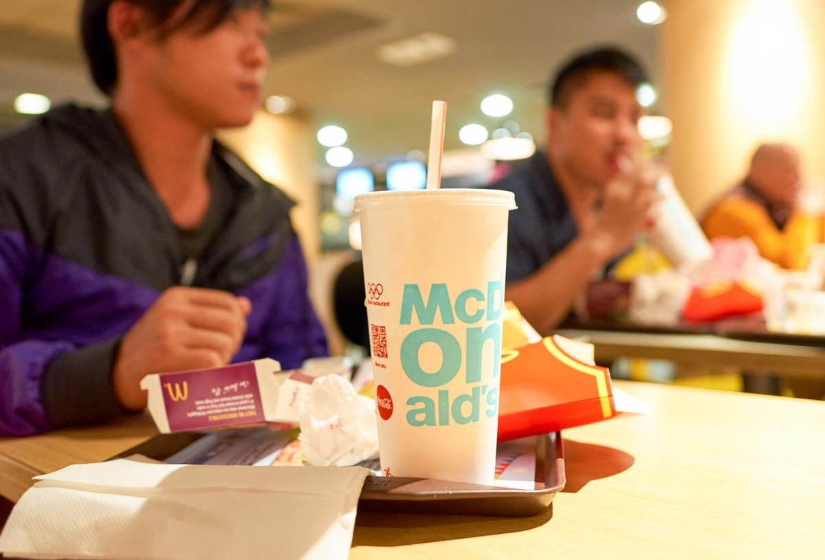 McDonald's has announced its intention to test alternatives to plastic straws in several markets
