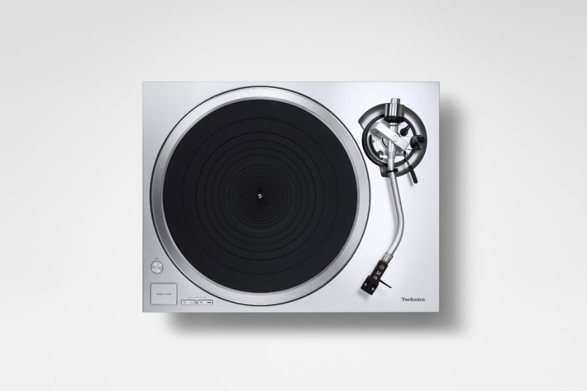 Technics announces DJ-specific SL-1200 turntable and an