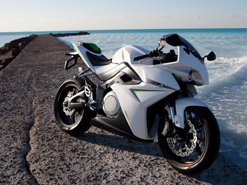 Energica electric superbike