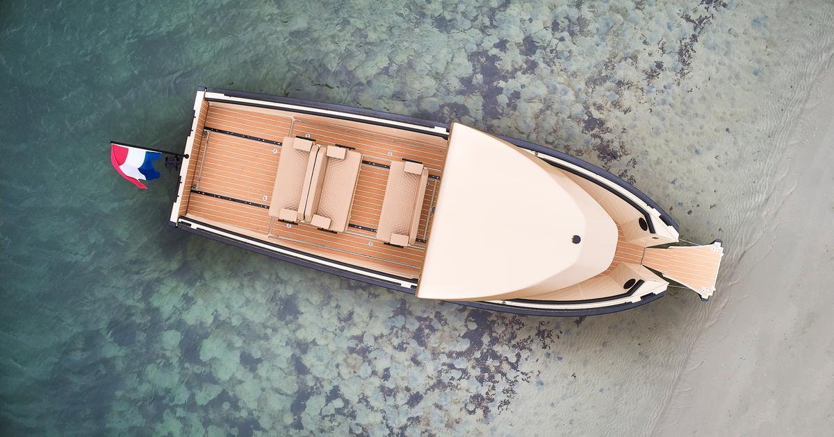 Modular e-boat slices the high seas with Swiss Army knife versatility
