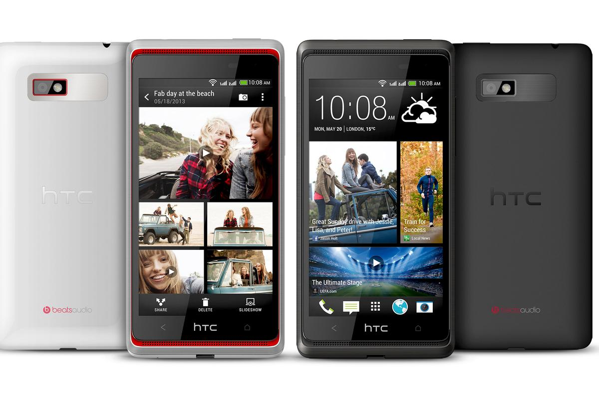 Despite its focus on the One flagship, HTC isn't ignoring the mid-range, with its new Desire 600