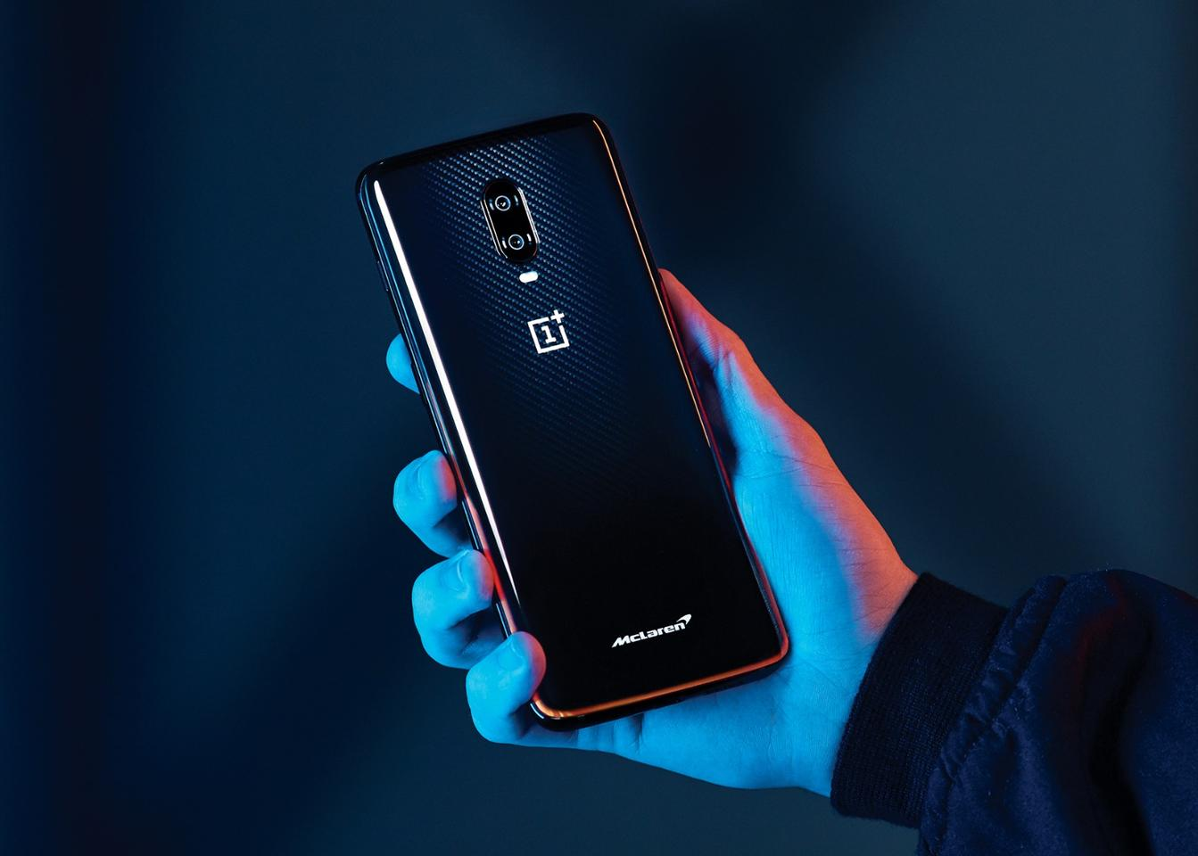 OnePlus adds supercar style and faster charging with the 6T