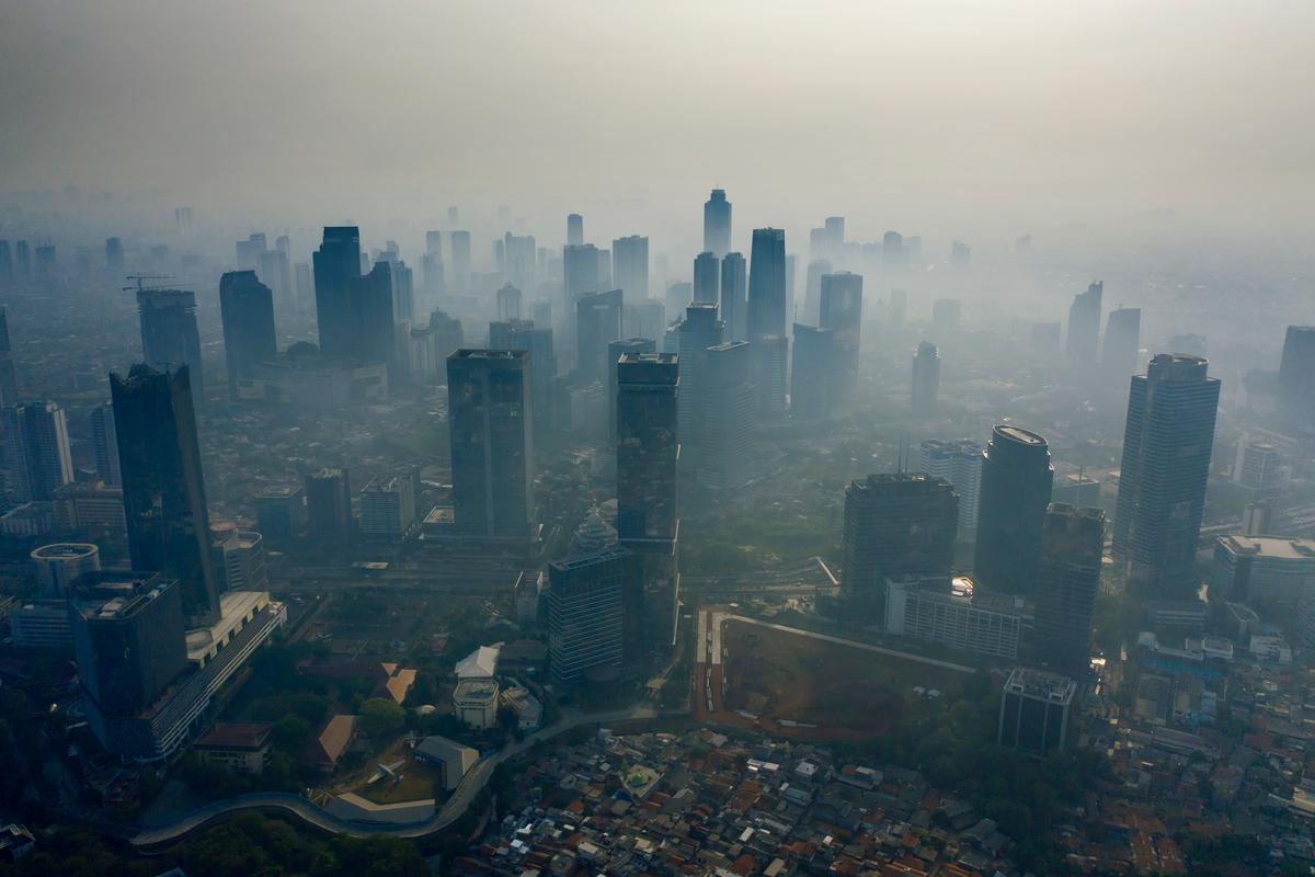A new study has found more than half of greenhouse gas emissions in urban areas come from just 25 megacities