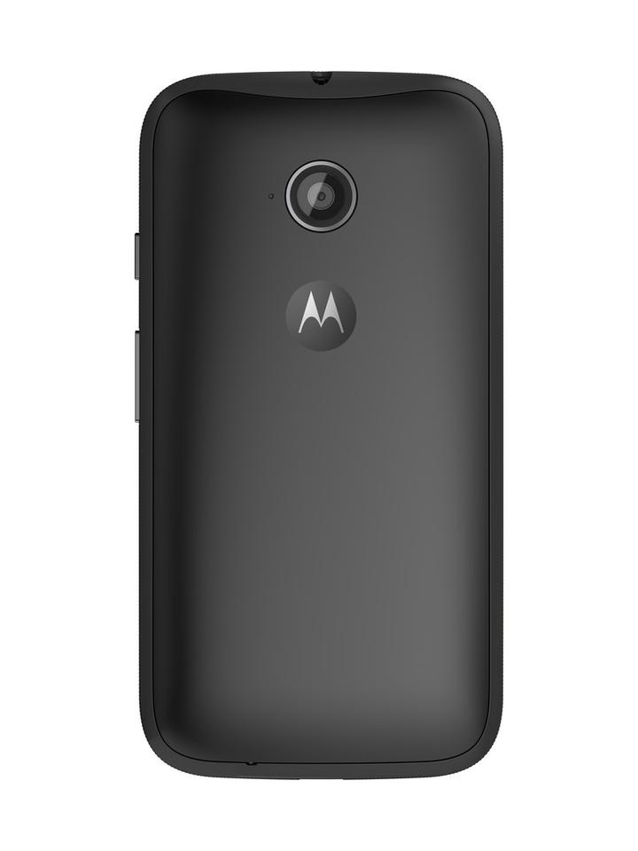 The Moto E has a 5 MP camera