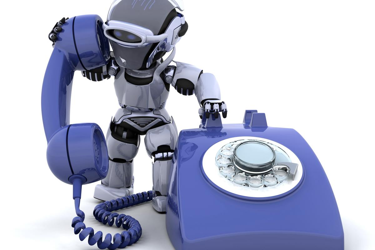 Nomorobo is a new service, the role of which is to block illegal robocalls (Image: Shutterstock)