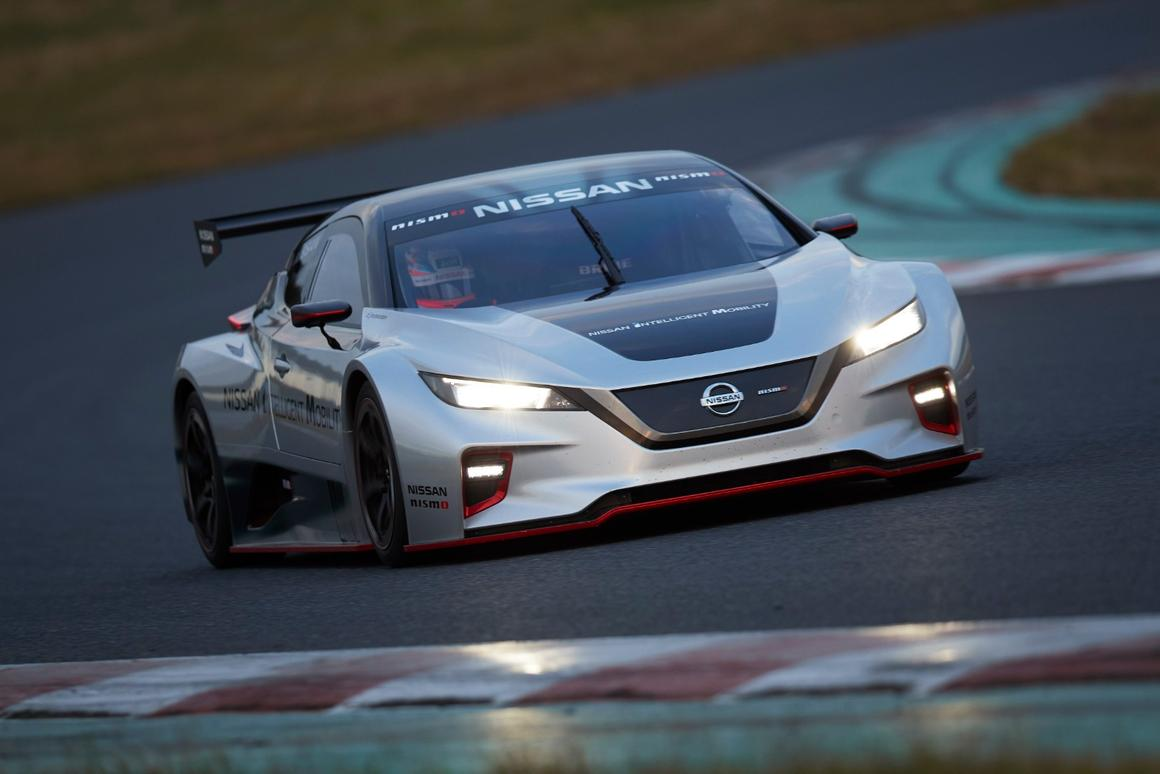 Nissan Promises More Thrills From Latest Leaf Nismo Rc