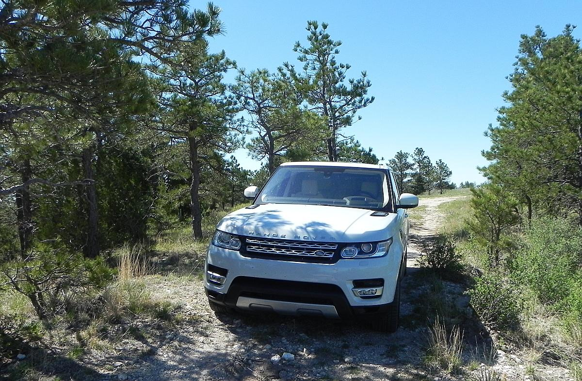 Today's Range Rover can jump the ditch and ply the wilderness with the best of them, but does so with a classy look and style