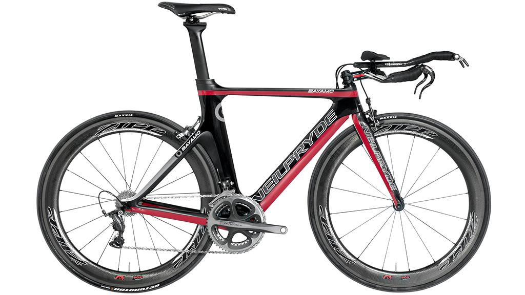 The Bayamo is aimed at time trial riders and triathletes