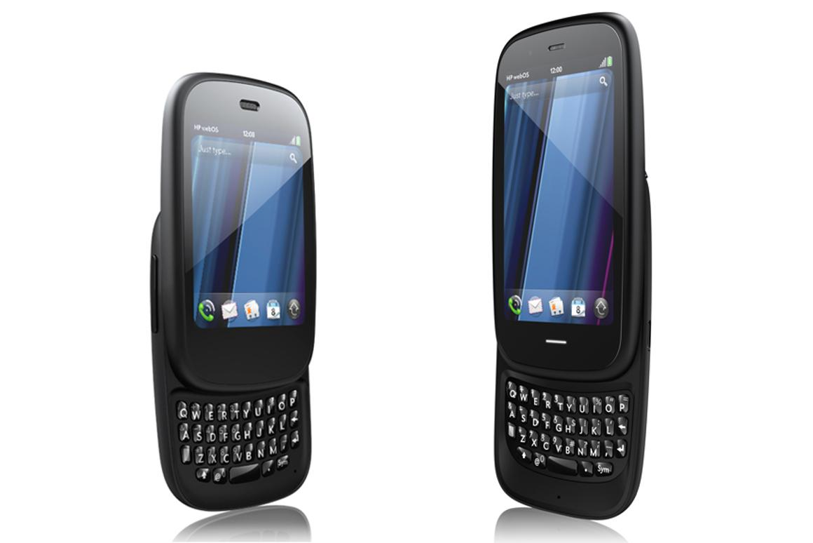 HP's new webOS smartphones – the HP Veer and Pre 3