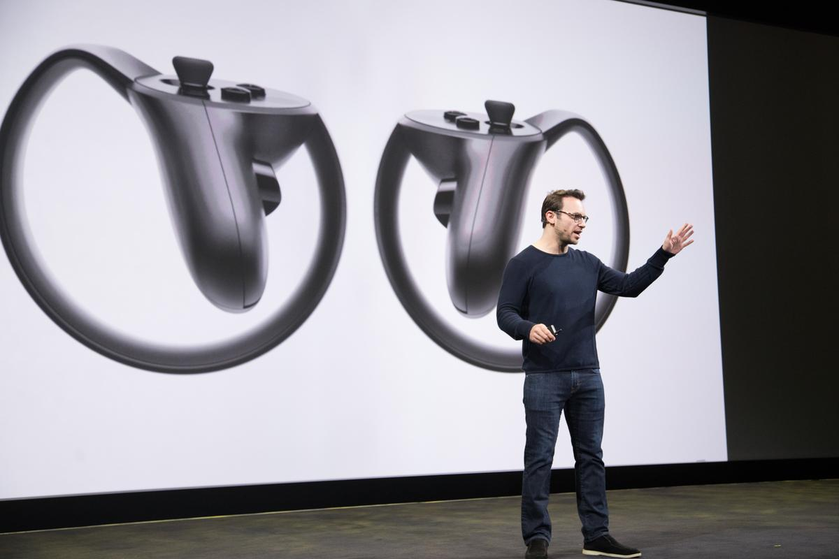 Oculus CEO Brendan Iribe and friends showed us where the Rift is heading next