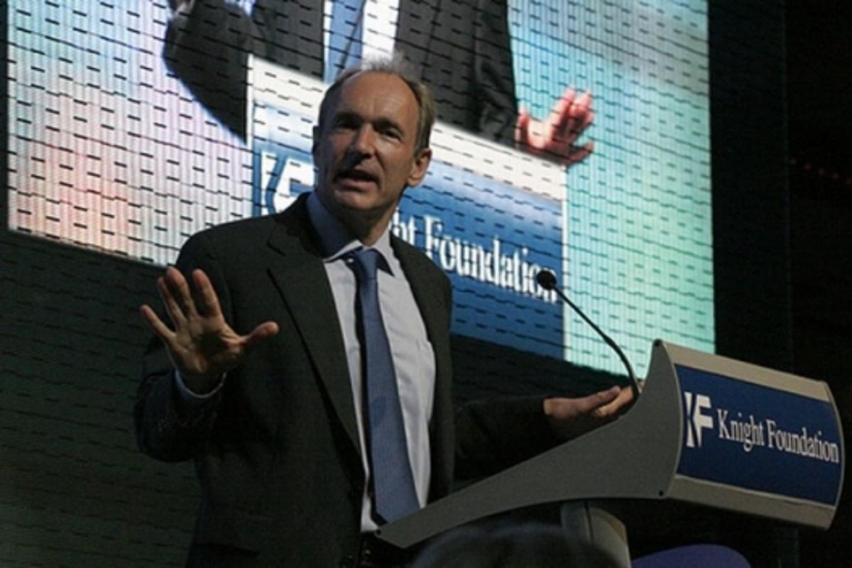 Sir Tim Berners-LeePhoto by Scott Henrichsen (scottfoto.com)