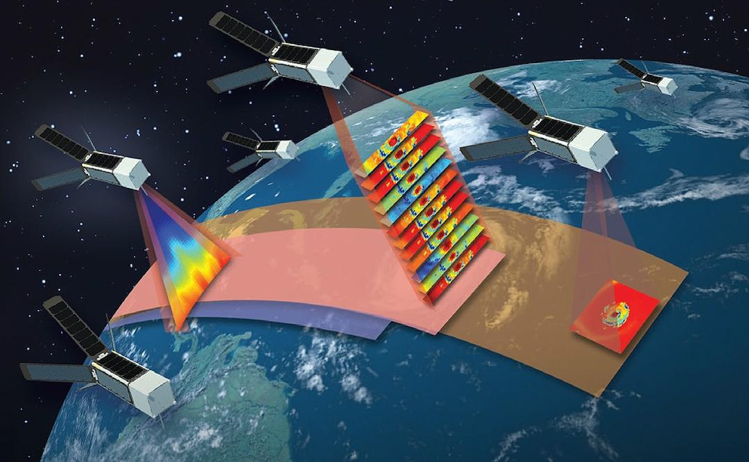NASA will soon launch TROPICS, a constellation of 12 CubeSats, designed to study hurricanes