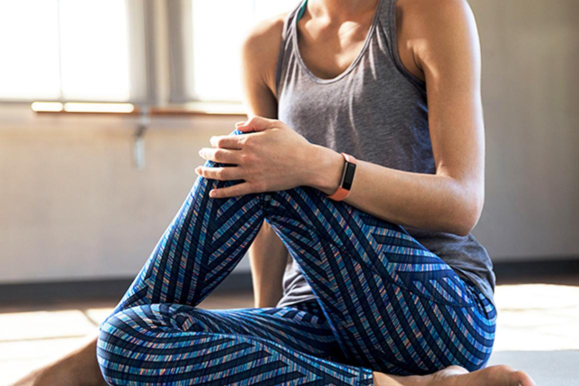 Fitbit has added a heart rate sensor and improved sleep tracking to one of its more streamlined models