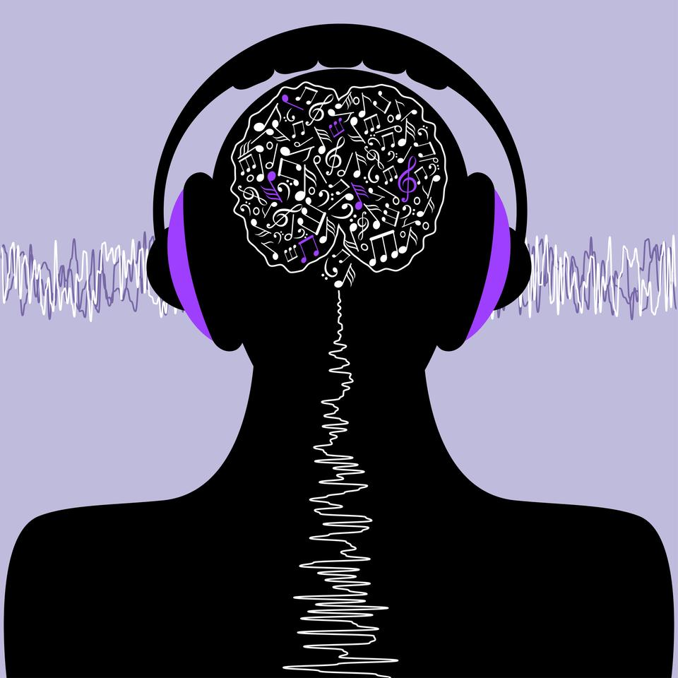 A successful EEG imaging study opens the door to future research into music enjoyment in larger, more natural group settings