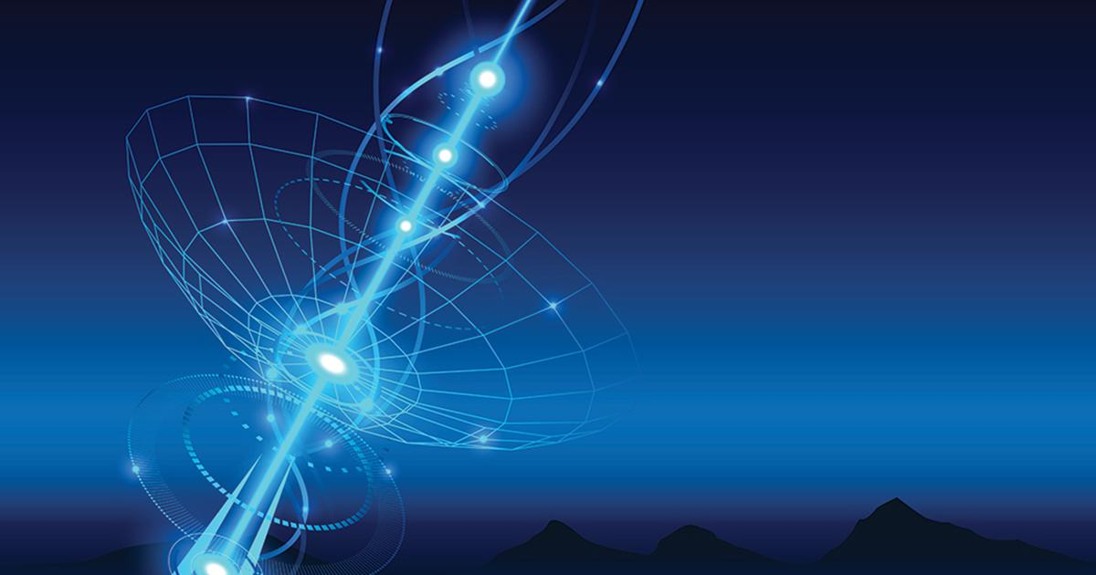 Spacetime wave packets: New class of laser defies laws of light physics