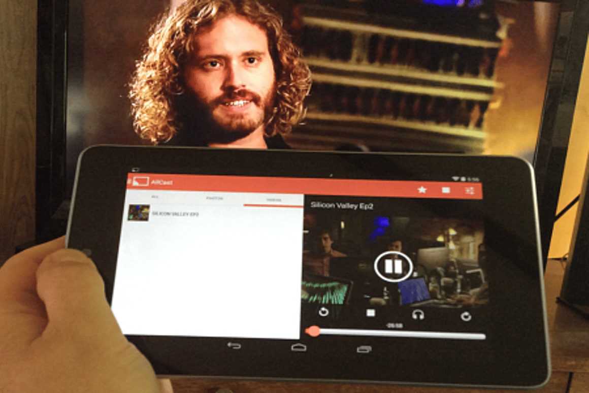 Here's how to stream videos from Android devices to Amazon's Fire TV