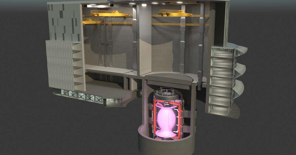 UK seeks site for world's first commercial fusion power plant