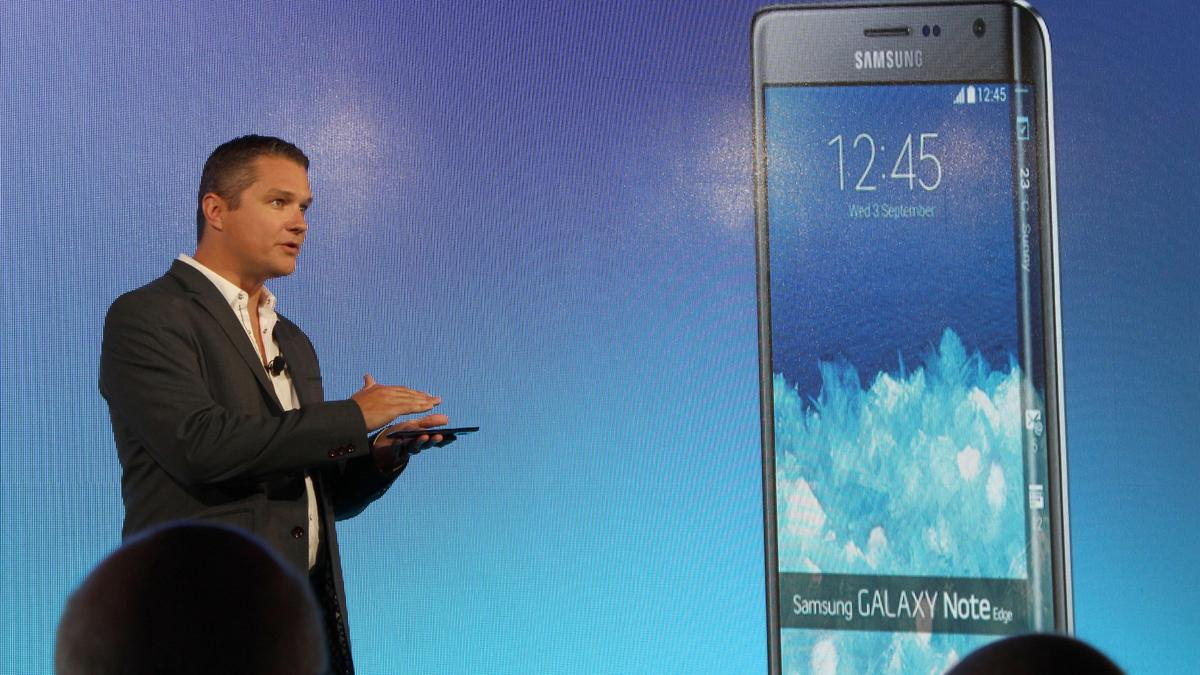 Unlike last year's Galaxy Note 4/Edge event (pictured), Samsung is holding this year's phablet-focused launch in August