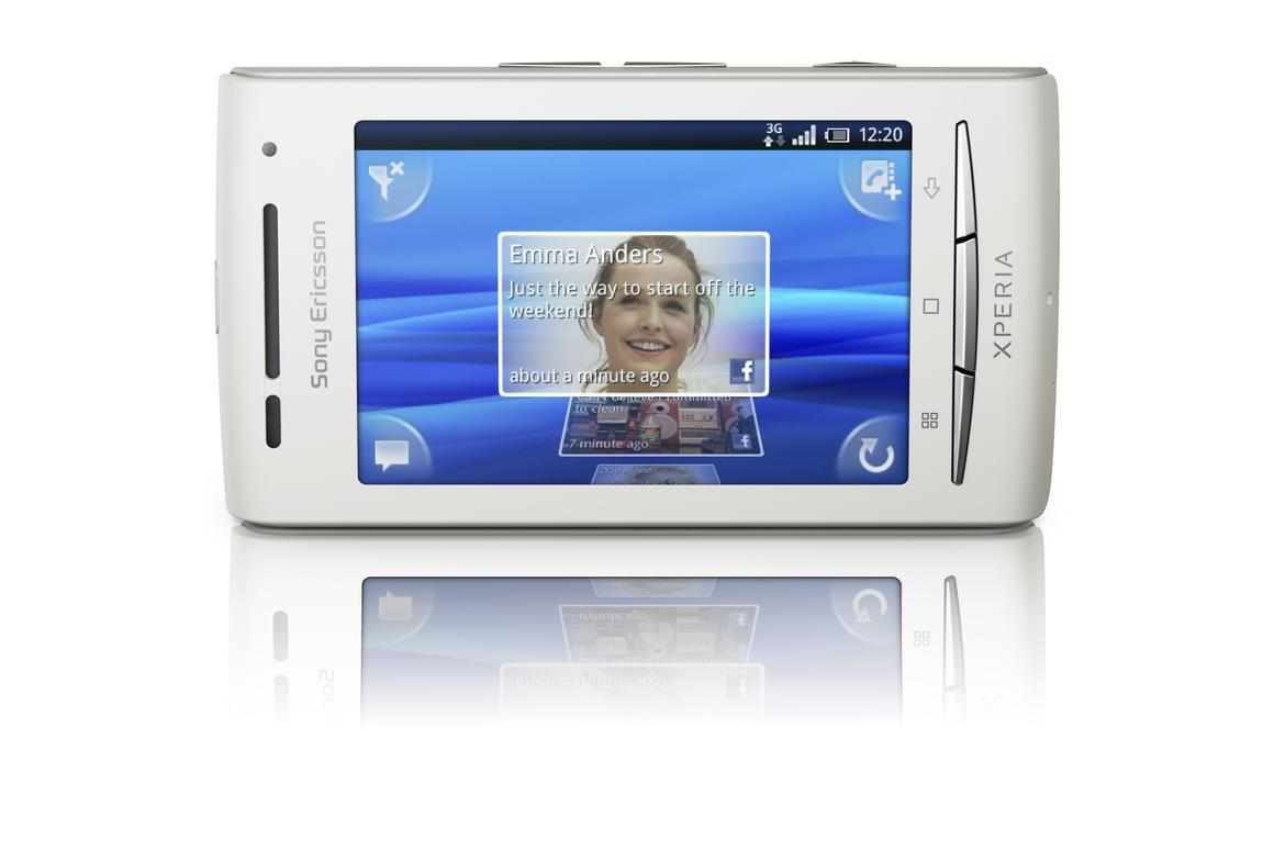 Sony Ericsson has announced a new addition to its Xperia Android smartphone family, the budget-friendly X8