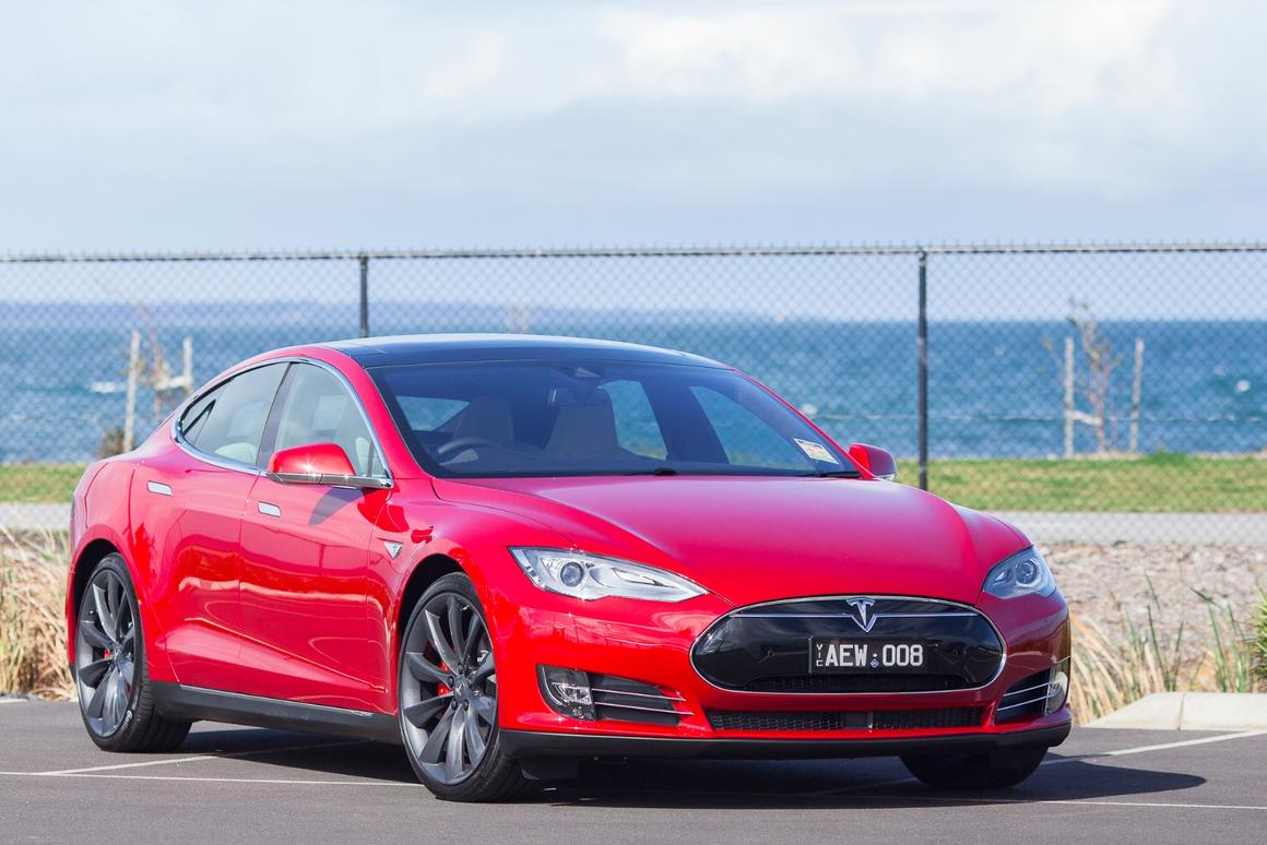 The Model S doesn't draw too much attention from non-car lovers, although fans of the brand pick you out from a mile away
