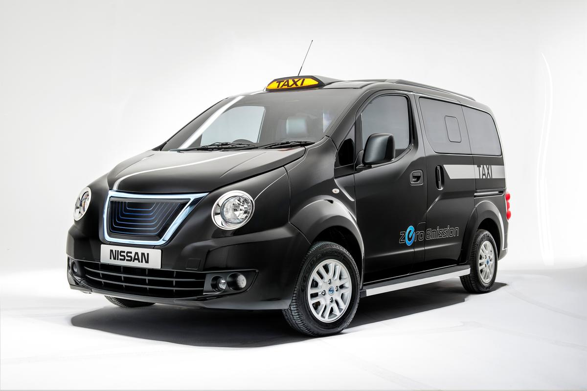 The Nissan Taxi for London goes on sale in December