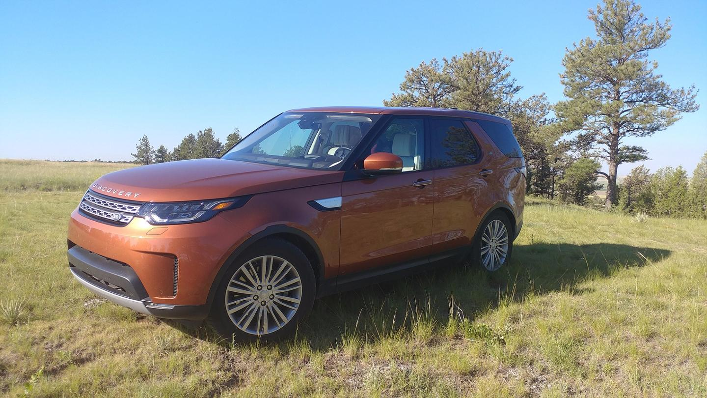 To nutshell the 2017 Land Rover Discovery, we'd say that it's rugged, capable, and much more like last year's Discovery Sport model in terms of handling and fuel economy