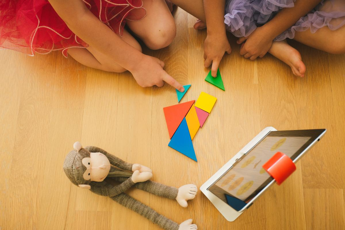 Osmo aims to move iPad gaming beyond the screen