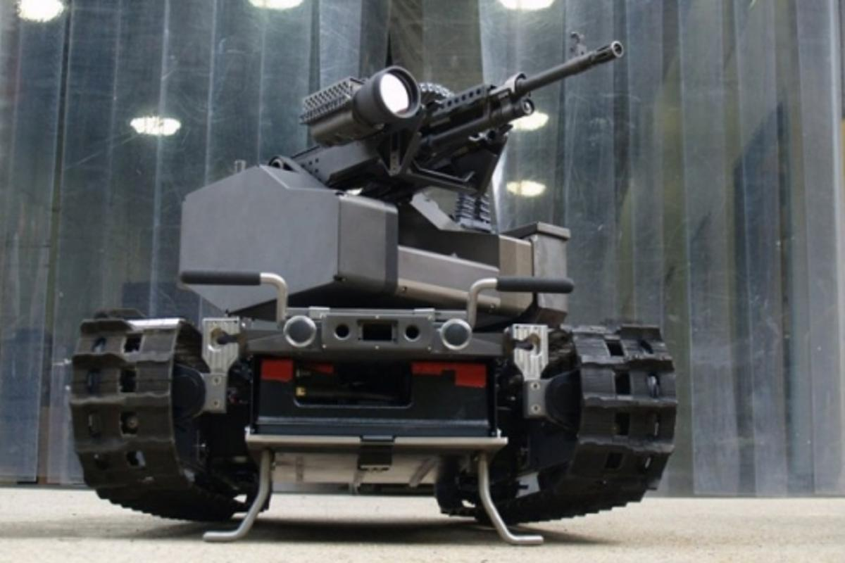 Multi-response MAARS ground robot