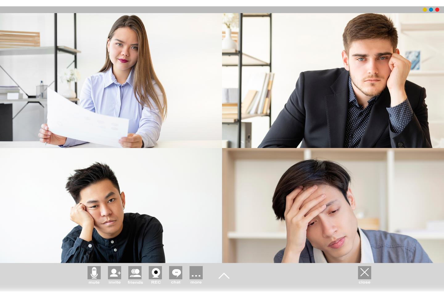 A new study explores the common recent trend of Zoom Fatigue and suggests some ways to avoid exhaustion from a day of videoconferencing