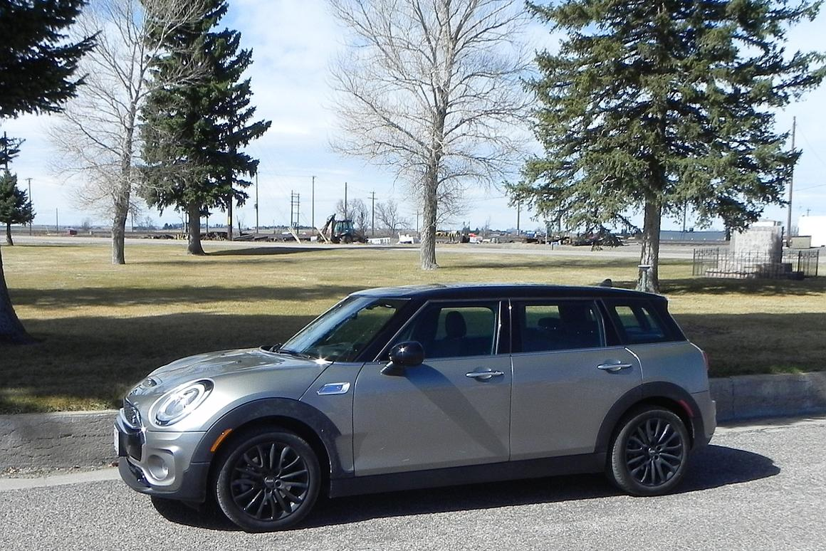 Mini Clubman Review >> Review A Week With The Not So Mini 2016 Mini Cooper Clubman
