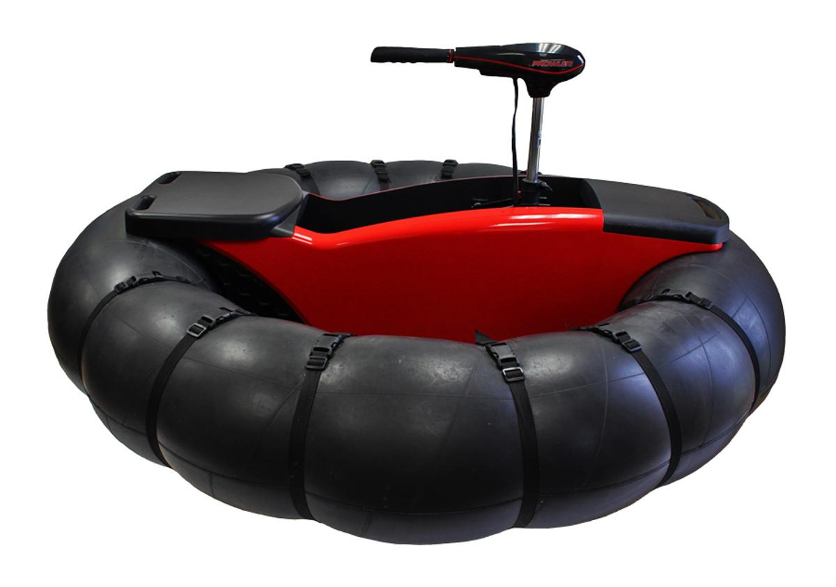 GoBoat is a cost effective, collapsible boat for space-poor fishermen