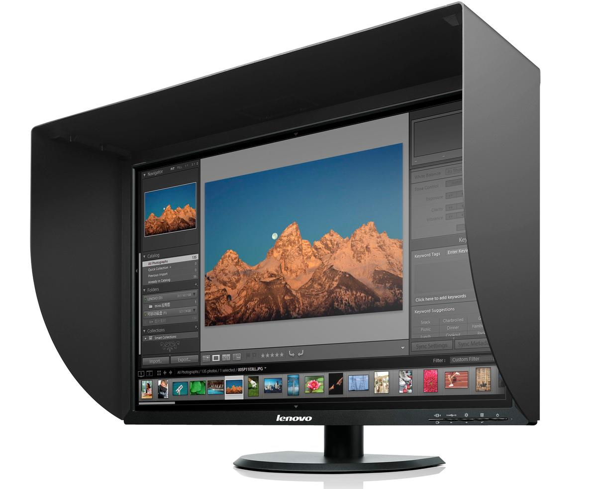 Lenovo has launched the ThinkVision LT3053p Wide Professional Monitor, with support for 99 percent of Adobe's RGB color gamut