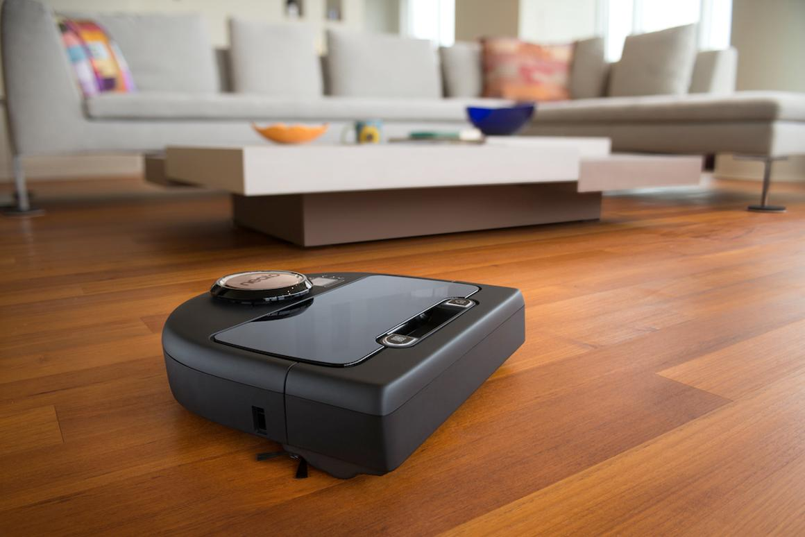 Neato Robotics has added voice control to its Botvac Connected line, through Amazon'sAlexa