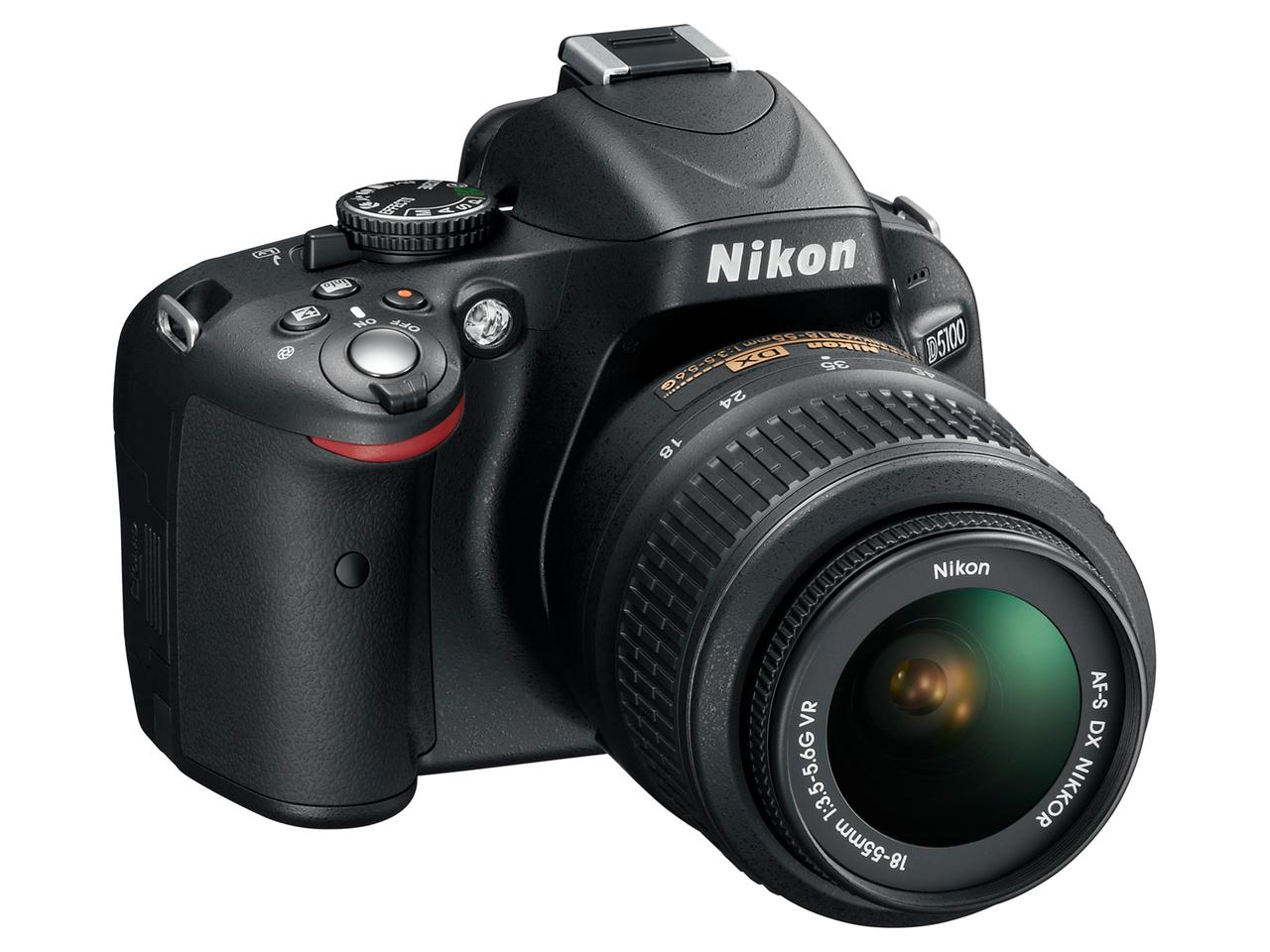 The D5100 is the latest addition to Nikon's entry-level D-SLR lineup