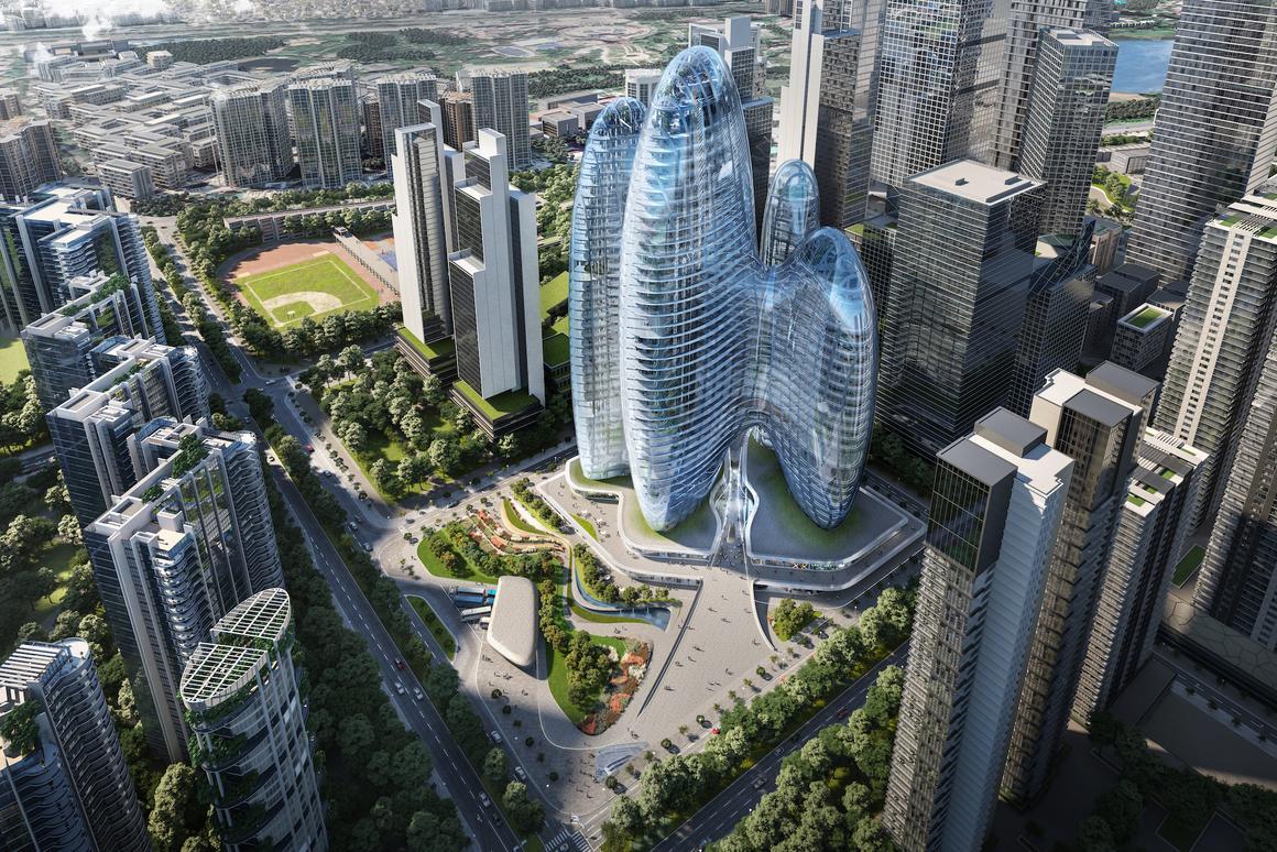 La nueva sede de Oppo se completará en 2025