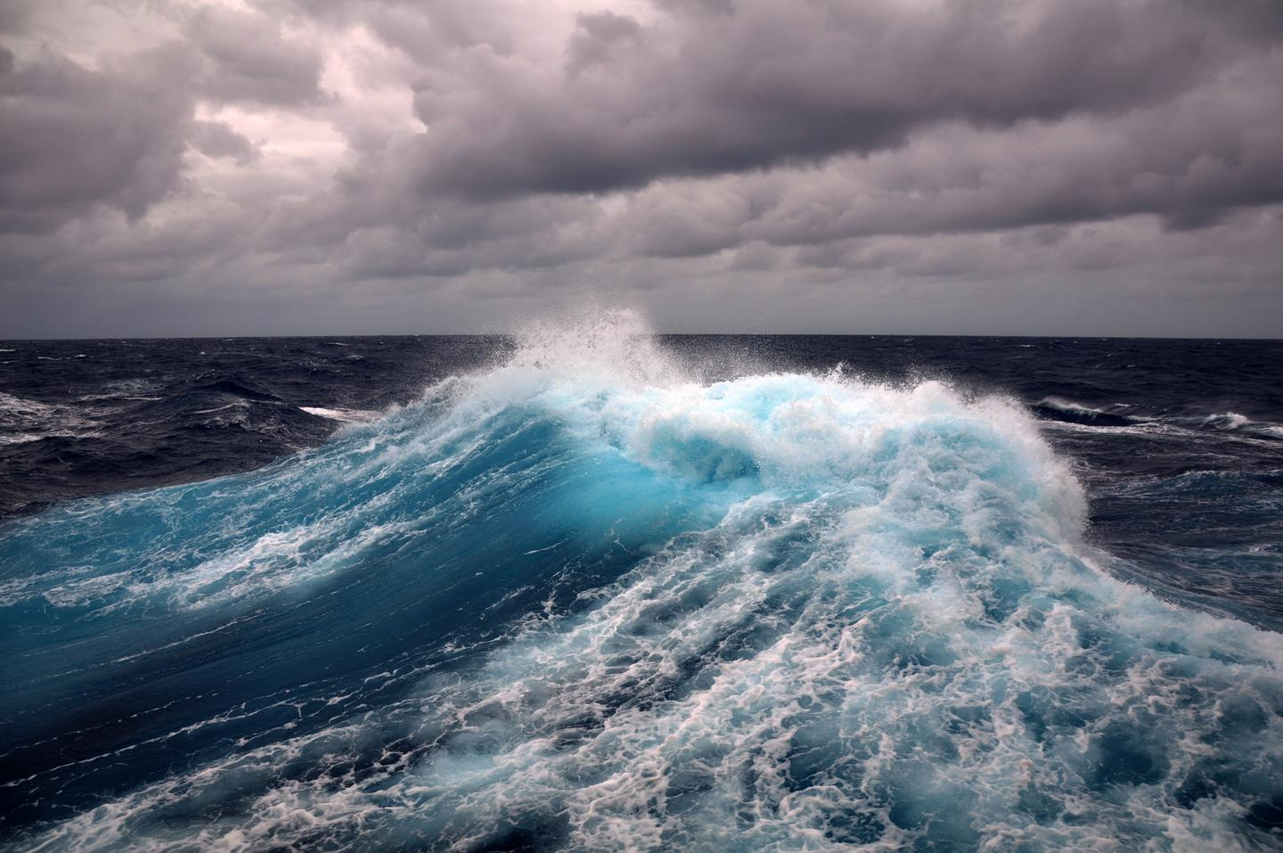 Researchers have found that ocean acidification increases the amount of nitrous oxide released into the atmosphere